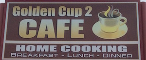 Golden Cup 2 Cafe